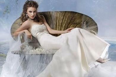 12星座的婚纱